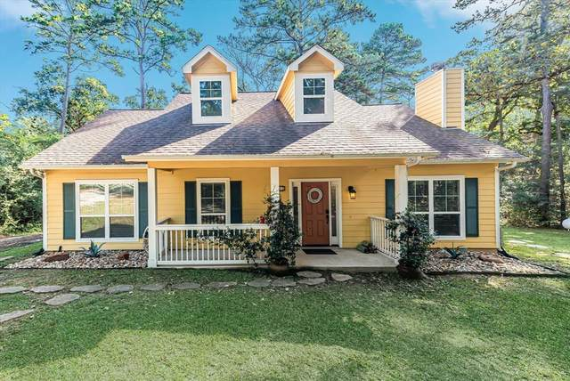 193 Oak Hollow Boulevard, Magnolia, TX 77355 (MLS #12339534) :: The SOLD by George Team