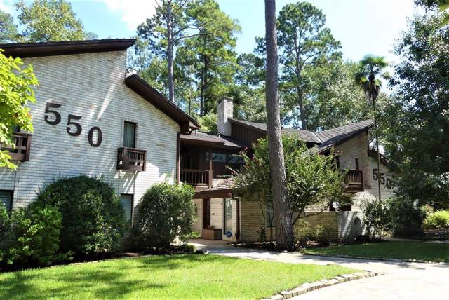 550 Peachtree Park, Conroe, TX 77302 (MLS #12354390) :: The Home Branch