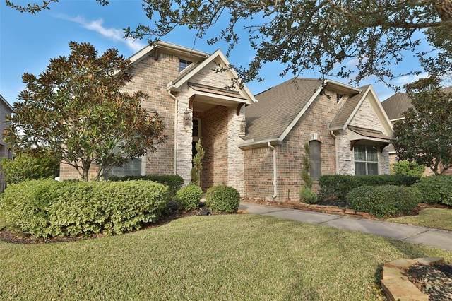18202 E Allen Shore Drive, Cypress, TX 77433 (MLS #12356344) :: NewHomePrograms.com