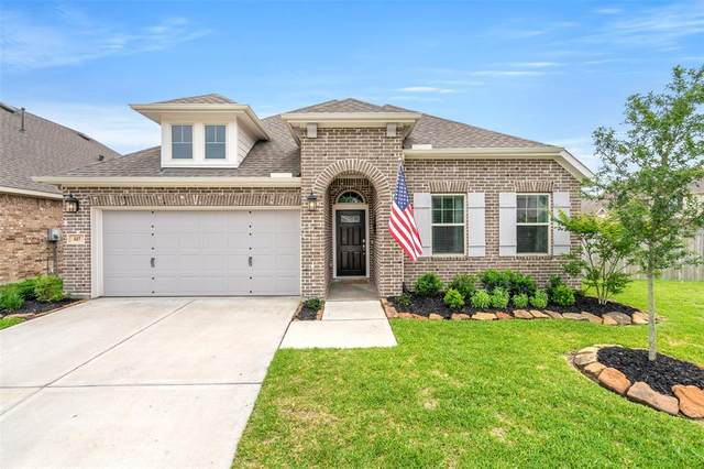 447 Bayberry Landing Way, Crosby, TX 77532 (#12358576) :: ORO Realty