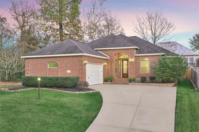 221 Blue Hill Drive, Montgomery, TX 77356 (MLS #12360302) :: The Heyl Group at Keller Williams