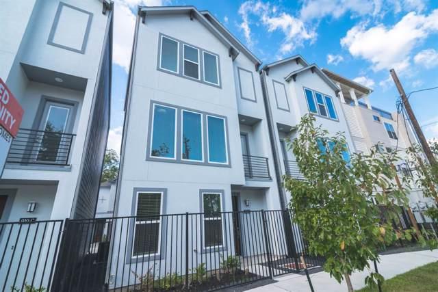 910 W 35th Street B, Houston, TX 77018 (MLS #12363016) :: Phyllis Foster Real Estate