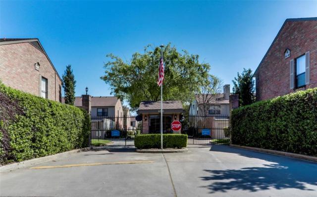 1201 Mcduffie Street #169, Houston, TX 77019 (MLS #12365485) :: Krueger Real Estate