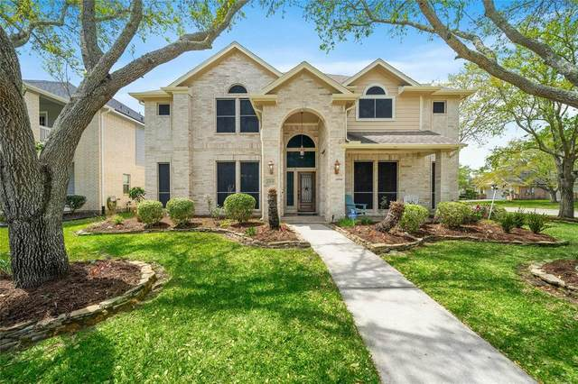 1214 Cambridge Court, Seabrook, TX 77586 (MLS #12379469) :: The SOLD by George Team