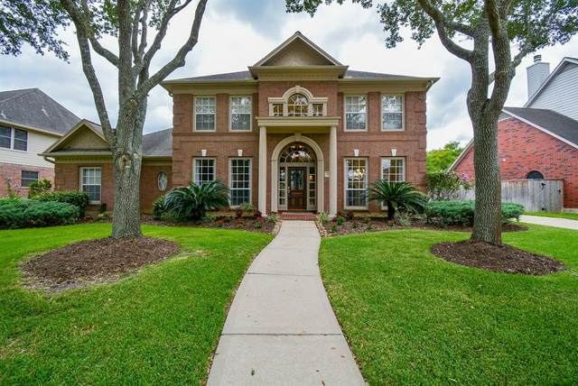 7214 Fireside Court, Sugar Land, TX 77479 (MLS #12381869) :: The SOLD by George Team