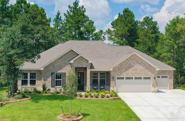 223 Old Pines Lane, Magnolia, TX 77354 (MLS #12392175) :: The SOLD by George Team