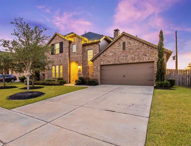 2410 Crossvine Drive, Katy, TX 77494 (MLS #12396684) :: The SOLD by George Team
