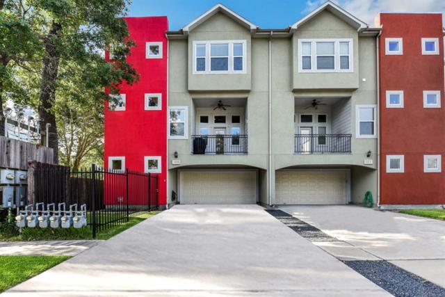 1147 W 24th Street B, Houston, TX 77008 (MLS #12396816) :: The Heyl Group at Keller Williams
