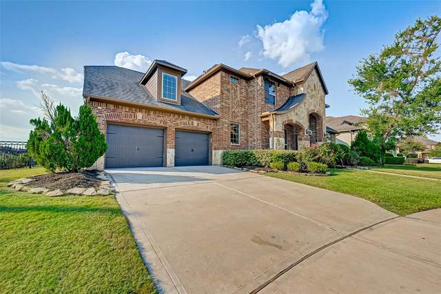 5310 Orchid Garden Court, Sugar Land, TX 77479 (MLS #12397404) :: The Property Guys