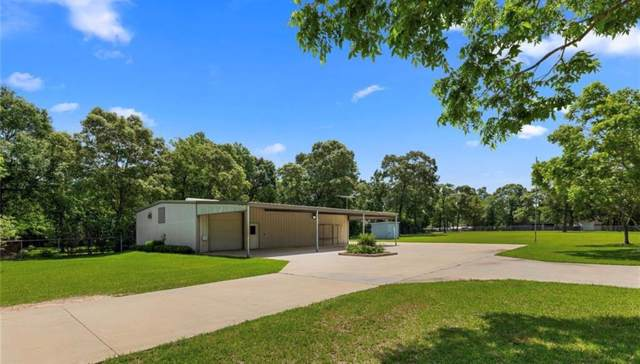 15810 Rabon Chapel Road, Montgomery, TX 77316 (MLS #12400890) :: The SOLD by George Team