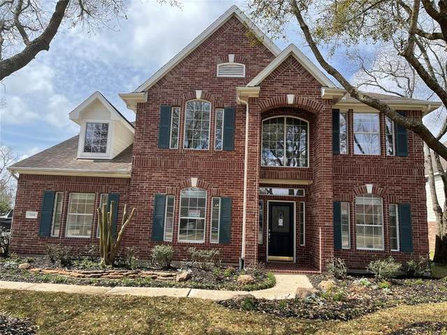 5331 Teal Way, Cove, TX 77523 (MLS #12404439) :: The SOLD by George Team