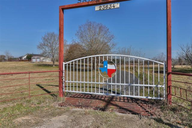 23634 Fm 542, Oakwood, TX 75855 (MLS #12407790) :: Connect Realty