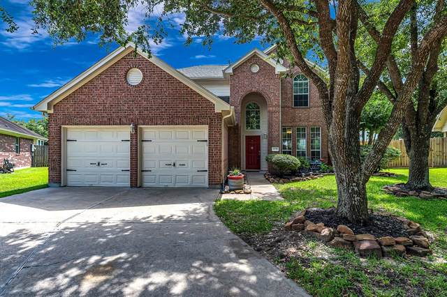 20739 Mustang Falls Court, Katy, TX 77450 (MLS #12411287) :: The SOLD by George Team