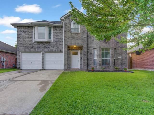 218 Pebble Canyon Lane, Dickinson, TX 77539 (MLS #12426418) :: Lerner Realty Solutions