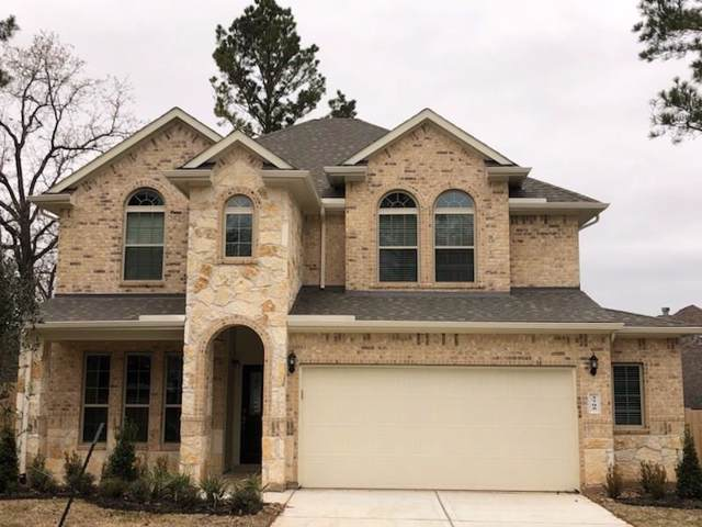 3705 Sunset Circle, Montgomery, TX 77356 (MLS #12441955) :: The Home Branch