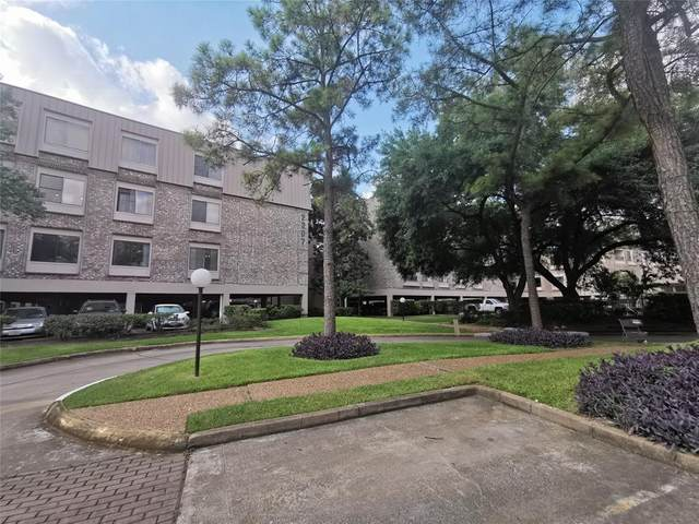 2211 S Braeswood Boulevard 21J, Houston, TX 77030 (MLS #12447642) :: Michele Harmon Team