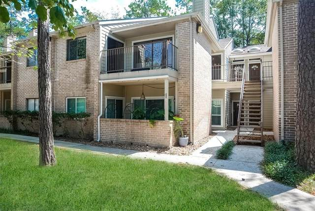 3500 Tangle Brush Drive #202, The Woodlands, TX 77381 (MLS #12451204) :: The Heyl Group at Keller Williams