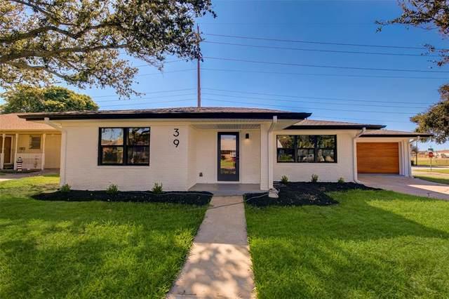 39 Willow Lane, Galveston, TX 77551 (MLS #12451885) :: Texas Home Shop Realty
