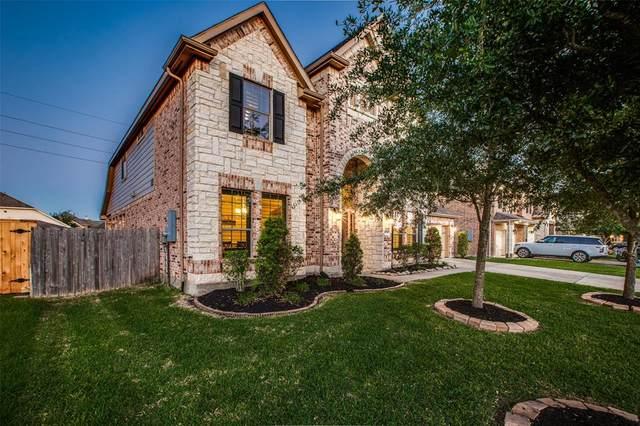 5018 Gold Haven Drive, Richmond, TX 77407 (MLS #12453283) :: Area Pro Group Real Estate, LLC