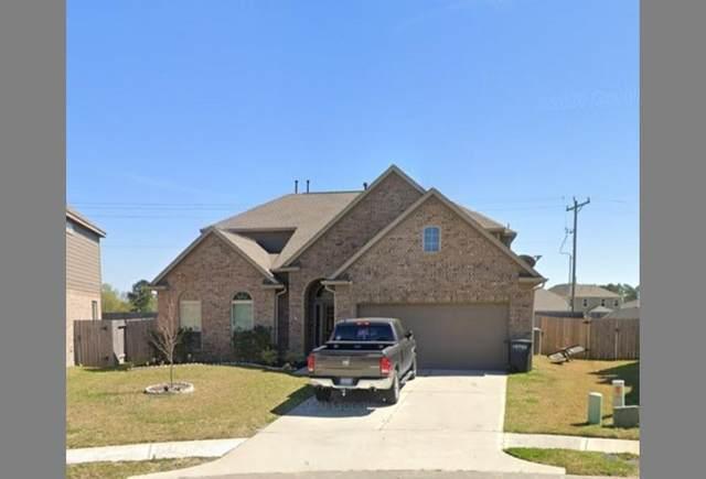16702 E Whimbrel Circle, Conroe, TX 77385 (MLS #12457542) :: TEXdot Realtors, Inc.