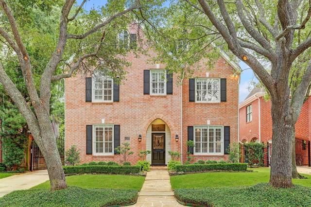 4205 Milton Street, Houston, TX 77005 (MLS #12464695) :: Giorgi Real Estate Group
