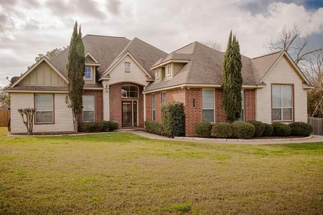 1411 Burleson Street, Brenham, TX 77833 (MLS #12472780) :: The SOLD by George Team