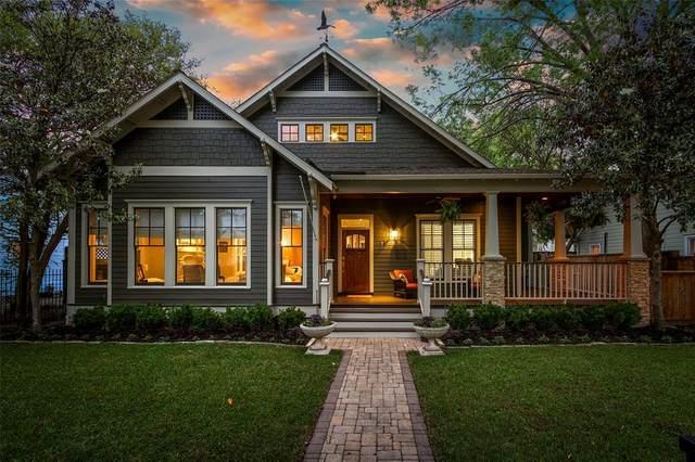 2042 Cortlandt Street, Houston, TX 77008 (MLS #12473801) :: NewHomePrograms.com