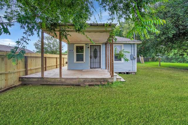 6026 Haight Street Street, Houston, TX 77028 (MLS #12488964) :: The SOLD by George Team