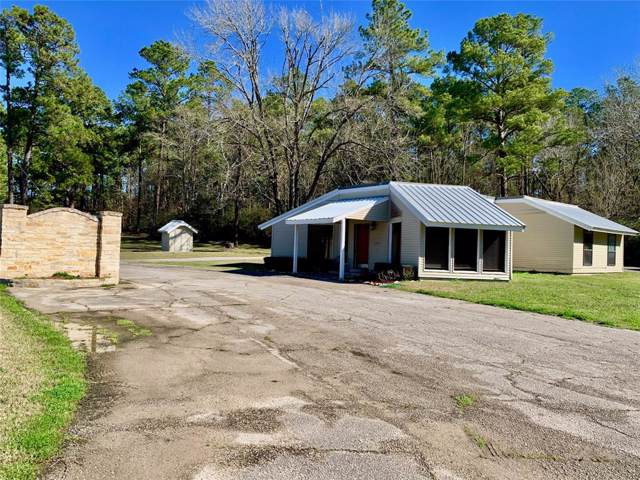 2175 Us Highway 59 S, Livingston, TX 77351 (MLS #12489766) :: Texas Home Shop Realty