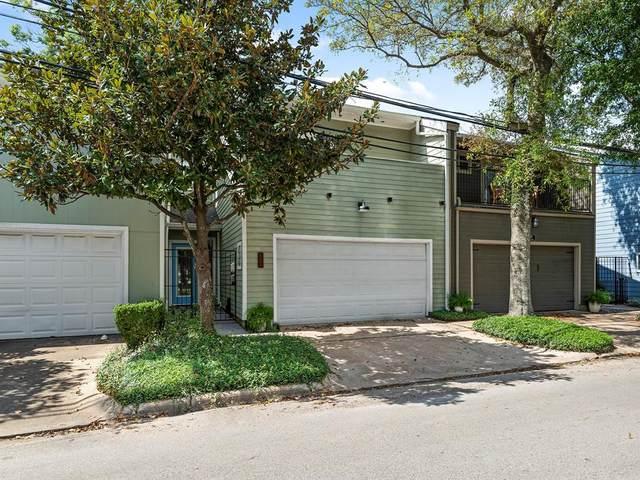 903 Hawthorne Street, Houston, TX 77006 (MLS #12490486) :: Guevara Backman