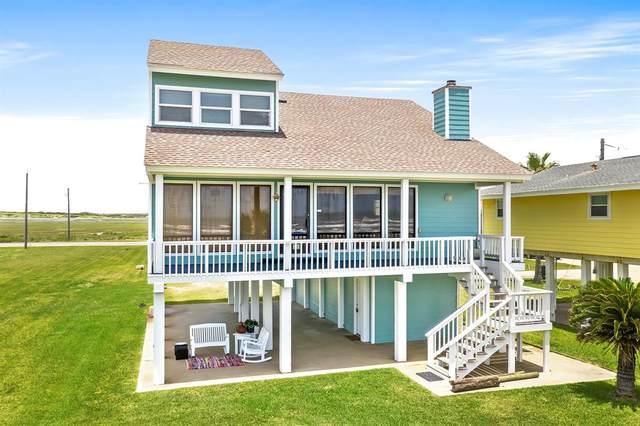 2534 Lake Court, Surfside Beach, TX 77541 (MLS #12499653) :: Caskey Realty