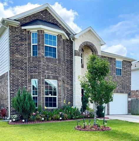 4314 Tristan Ridge Lane, Katy, TX 77449 (MLS #12503188) :: Rachel Lee Realtor