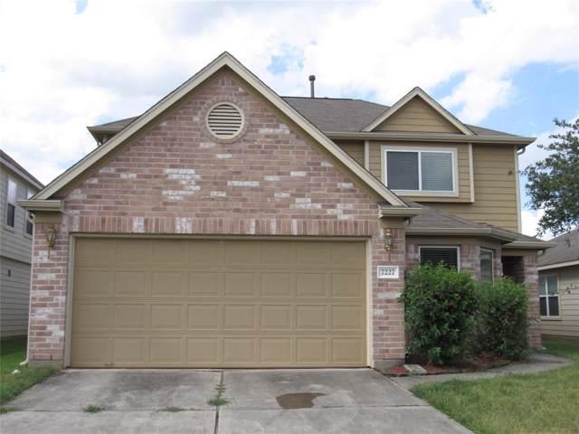 7227 Foxwood Fair Lane, Humble, TX 77338 (MLS #12504685) :: The Heyl Group at Keller Williams