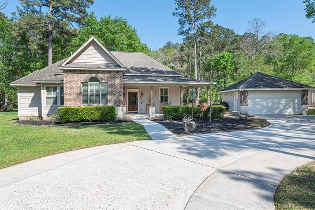 402 Mesquite Drive, Magnolia, TX 77354 (MLS #12510793) :: Lisa Marie Group | RE/MAX Grand