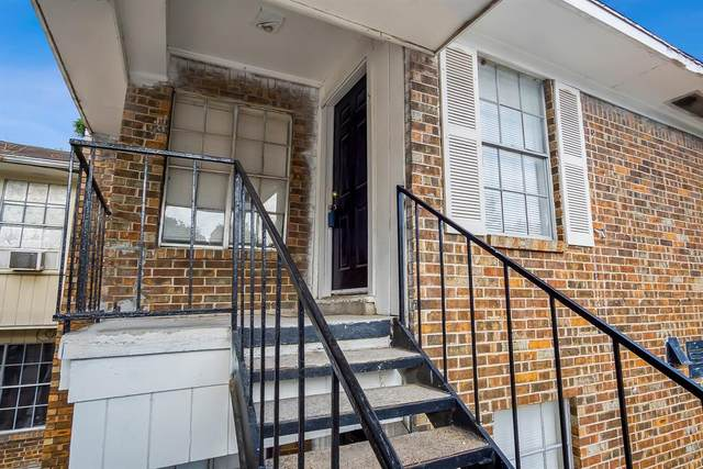 8100 Leonora Street D5, Houston, TX 77061 (MLS #12511410) :: Caskey Realty