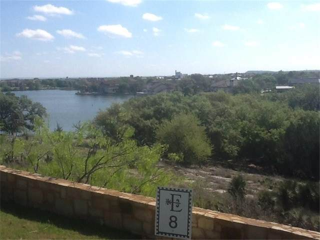 1305 Apache Tears, Horseshoe Bay, TX 78657 (MLS #12511860) :: The SOLD by George Team
