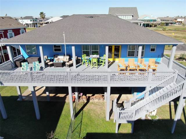 2820 Gulfview Lane, Crystal Beach, TX 77650 (MLS #12522435) :: Ellison Real Estate Team