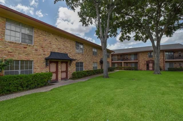 7600 Burgoyne Road #158, Houston, TX 77063 (MLS #12526979) :: The Bly Team