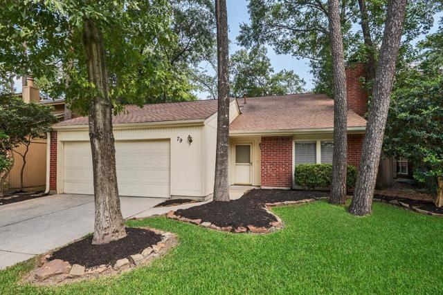 79 Maple Branch Street, The Woodlands, TX 77380 (MLS #12534950) :: Texas Home Shop Realty