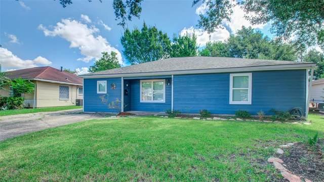2027 Lamar Drive, Pasadena, TX 77502 (MLS #12550713) :: The Home Branch