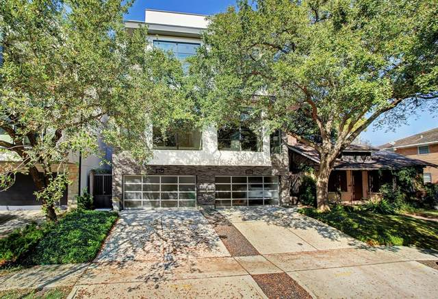 1234 W Pierce  Elevator INSTALLED Street, Houston, TX 77019 (MLS #12567666) :: The Freund Group
