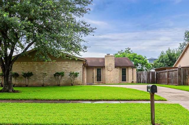 2115 Anthony Hay Lane, Katy, TX 77449 (MLS #12594281) :: The SOLD by George Team