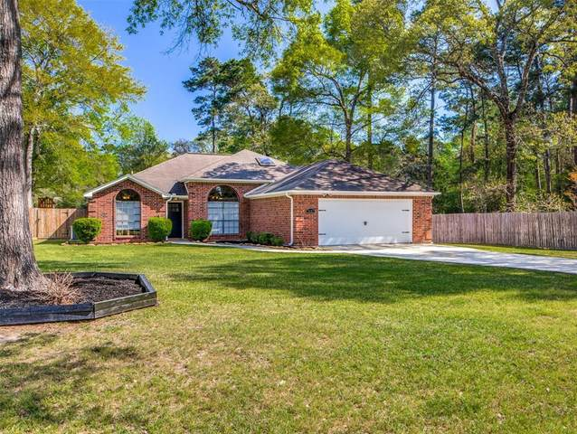 2321 Muleshoe Drive, Conroe, TX 77384 (MLS #12600678) :: Ellison Real Estate Team