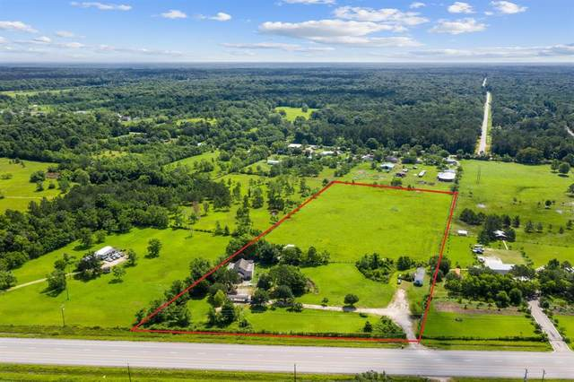 7464 Highway 321, Dayton, TX 77535 (MLS #12608327) :: My BCS Home Real Estate Group