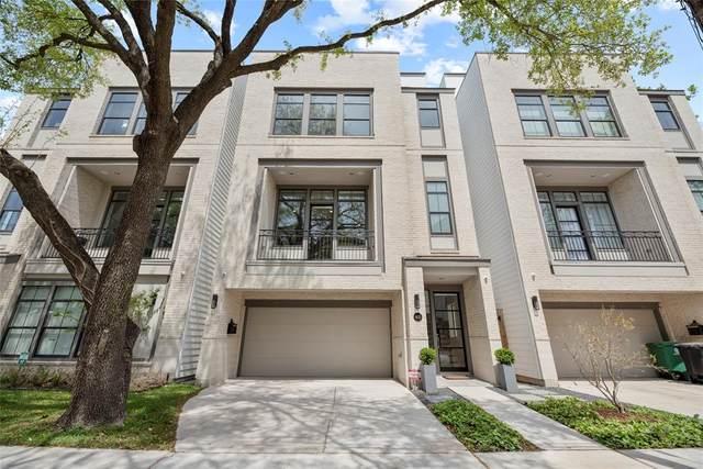 416 Hyde Park Boulevard, Houston, TX 77006 (MLS #12612788) :: Green Residential