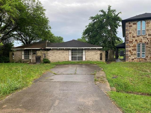 8703 Rockcliff Drive, Houston, TX 77037 (MLS #12618600) :: The SOLD by George Team