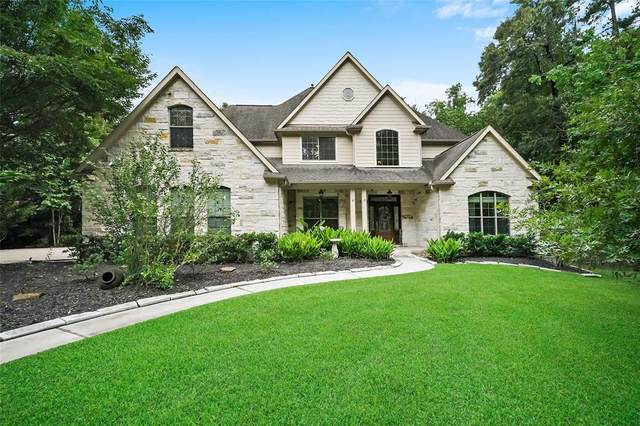 11964 White Oak Place, Conroe, TX 77385 (MLS #12624946) :: Rachel Lee Realtor