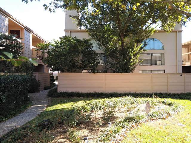 2125 Augusta Drive #31, Houston, TX 77057 (MLS #12625783) :: The SOLD by George Team