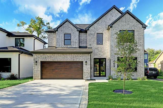 409 Graceland Street, Houston, TX 77009 (MLS #12628780) :: The Home Branch