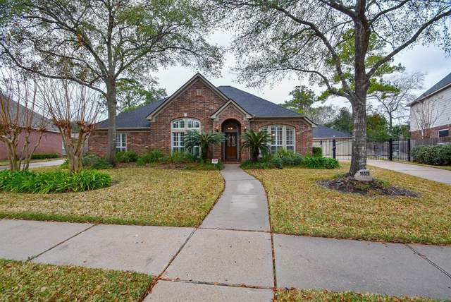 16526 Westwego Trail, Cypress, TX 77429 (MLS #12632620) :: The Bly Team